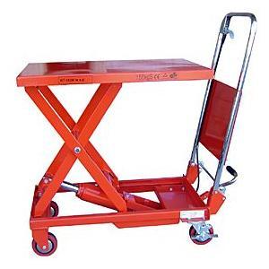 油圧式テーブル運搬車 150kg KT-150HX|itounouki