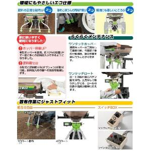 肥料散布機UH-70F-KBクボタ型式を確かめて下さい。|itounouki|02