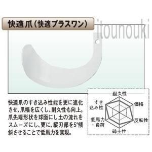 ヤンマー純正 サイドロータリー用 快適爪(偏心爪強力タイプ) 36本セット [1TU821-04681] 適合をお確かめ下さい itounouki