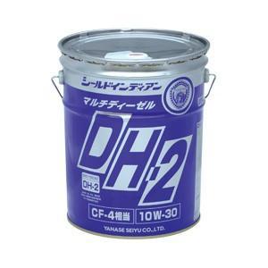 ヤナセ製油 マルチディーゼルDH-2 10W-30 20L|itounouki
