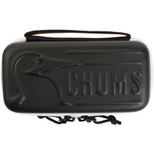 チャムス(CHUMS) ブービーサングラスケース CH62-1218-K001-00 ブラック|itoyan