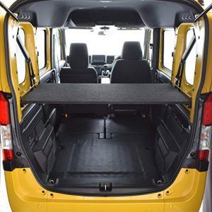 ホンダ N-VAN 棚キット ブラック パンチカーペット タイプ|itoyan