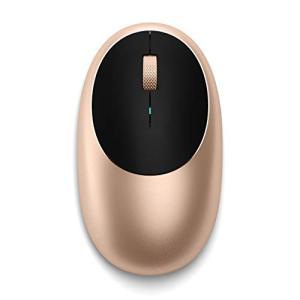 Satechi アルミニウム M1 Bluetooth ワイヤレス マウス Type-C充電ポート付き (Mac Mini, iMac Pr itoyan