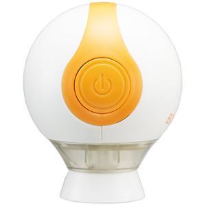 CCP BONABONA ボール型ハンディ真空パック器(乾電池式) 「専用密封袋・ワインセーバー付き」 オレンジ BZ-HV70-OR itoyan