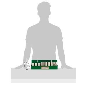 トネ(TONE) インパクト用ロングソケットセット(壁掛式) NV608 差込角19.0mm(3/4%ダブルクォーテ%) グリーン 内容|itsudemokaden