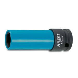 HAZET インパクトソケット 差込角12.5mm 17mm 903SLG-17|itsudemokaden