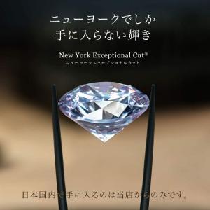Gift from New York 2.5ct 揺れる イヤリング Luz プラチナ 仕上げ itsudemokaden