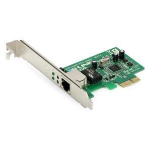TP-Link 1000BASE-T/100BASE-TX/10BASE-T対応PCI-E バス用ギ...