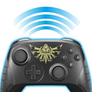 任天堂ライセンス商品ワイヤレスホリパッド for Nintendo Switch ゼルダの伝説Nin...