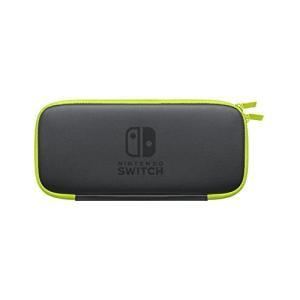 ニンテンドーストア限定 Nintendo Switch キャリングケース ネオンイエロー (画面保護...