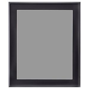 HAKUBA 額縁 アルミ AG-02 全紙 アクリル板 ブラック FAG2-BKZ|itsudemokaden