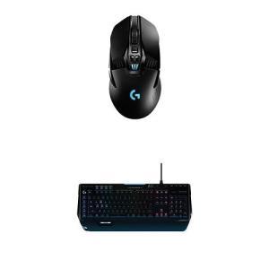 ロジクール ワイヤレス ゲーミング マウス/ メカニカル ゲーミング キーボード セット G903+...