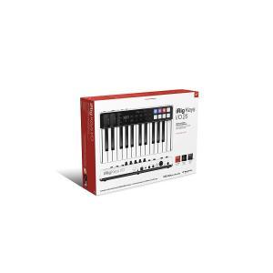 IK Multimedia iRig Keys I/O 25 オーディオ・インターフェイス&MIDI...