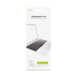 moshi Clearguard MB without Touch Bar (JIS)(日本語キーボ...