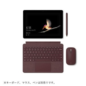 マイクロソフト Surface Go(サーフェス ゴー) LTE Advanced / Office...