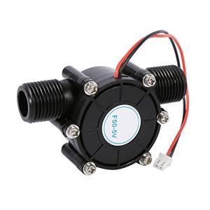 マイクロ水力発電機 流れ水充電 ハイパワー 発電機 小型 家庭用 水車 水力発電 水充電 DIY 携帯電話充電 二つパターンF50-80V/|itsudemokaden