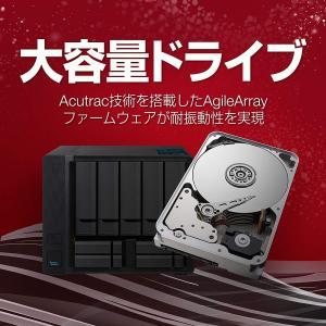 QNAP(キューナップ) TS-431P 専用OS QTS搭載 デュアルコア1.7GHz CPU 1...