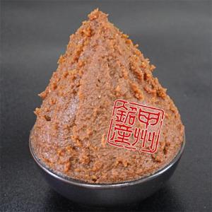 麦麹が決め手、あらゆる味噌料理に!本格手造り「麦味噌」|itutuya