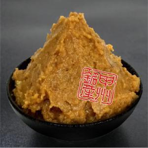 昔なつかしい味と香り!「甲州 宿場の麦みそ」甘口タイプ|itutuya