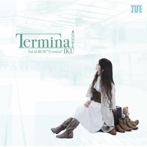 IKU 3rd ALBUM Terminal|iveofficialshopplus
