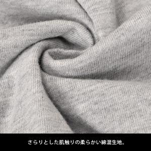 カットソー トップス レディース 半袖 ふんわり袖 二の腕カバー 大きめ パフスリーブ Tシャツ L メール便可(1点まで)[M便 1/1] [メール便で送料無料]|ivy-cafe|15
