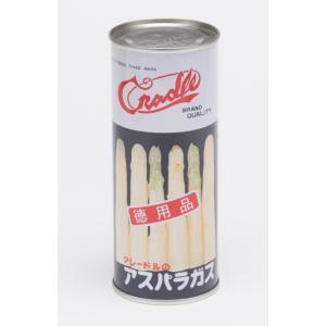 アスパラガス アスパラ缶 北海道クレードルロング缶|iwafo
