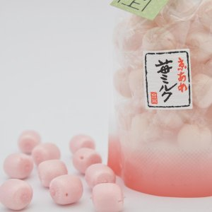 京都 飴 苺みるく飴 iwaiseika