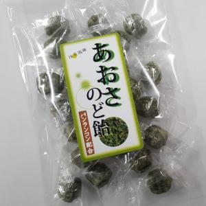 あおさのど飴(バンランコン配合)|iwaiseika