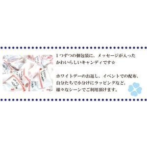 業務用京飴お得パック★メッセージ入り「ありがとう」キャンディ☆抹茶ミルク・ミルク・苺みるく 1kgパック|iwaiseika|05