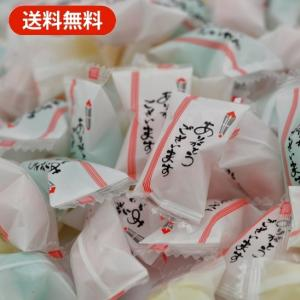 業務用3,000粒入りありがとうキャンディー(苺ミルク・レモン・サイダー)|iwaiseika
