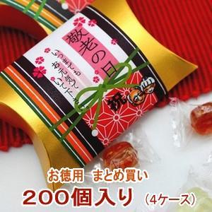【敬老の日ギフト・業務用】煌めき 4ケース(200個)|iwaiseika