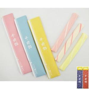 千歳飴 (3本入:赤・白・紫(黄)/のし袋+手提袋:千鳥柄)|iwaiseika