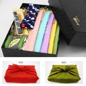 千歳飴 贈答用 ギフト 風呂敷包み つなぎ箸入り 箸袋(猫と花柄)七五三 iwaiseika