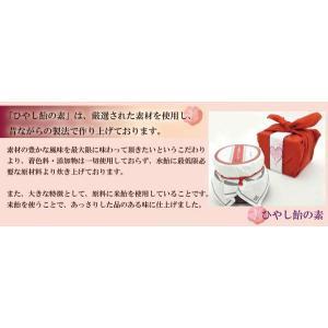 母の日 特別ギフト仕様 ひやし飴の素「ありがとうメッセージ」|iwaiseika|02