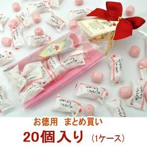 【まとめ買い】母の日キャンディーパック 1ケース(20個)|iwaiseika