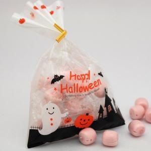 ハロウィン お菓子 配る 小袋 キャンディ 大量 業務用 個別包装 人気 1ケース 50袋入り|iwaiseika