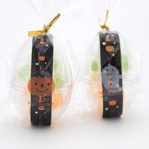ハロウィン お菓子 配る キャンディ 大量 業務用 個別包装 4ケース 120個入り|iwaiseika