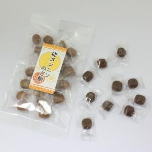 のど飴 柿渋 柿タンニンのど飴【数量限定】|iwaiseika
