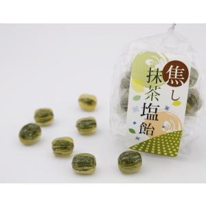 焦し抹茶塩飴|iwaiseika|02