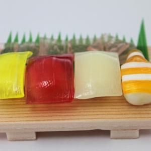にぎり寿司飴(4貫)|iwaiseika