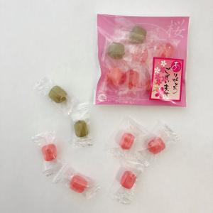 ありがとう プチギフト☆あめいろこづつみ(桜スイーツキャンディ)お祝い・ご挨拶ギフト|iwaiseika