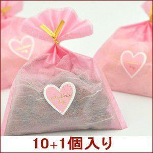 【義理チョコ飴】10個まとめ買いでプラス1個★得々【バレンタインチョコ・キャンディー】プチはぁーと|iwaiseika