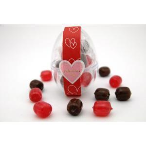 バレンタイン 義理チョコ キャンディ ちょこたま 個包装 プチギフト プレゼント 30個|iwaiseika|02