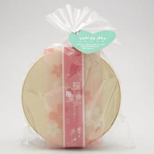 ホワイトデー お返し 桜みるくキャンディー|iwaiseika