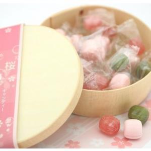 ホワイトデー お返し 桜みるくキャンディー|iwaiseika|02