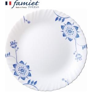 50%OFF メーカー公式 iwaki(イワキ) ファミエット Grande Fleur薄紺 大皿|iwaki-kitchenshop-y