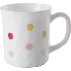 【55%OFF】iwaki(イワキ) ファミエット パスティーユ(ドット) マグカップ iwaki-kitchenshop-y