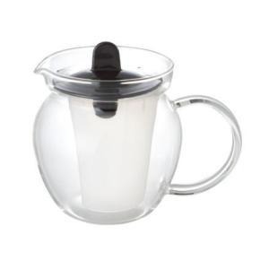 iwaki(イワキ) お茶ポット(ブラック) iwaki-kitchenshop-y