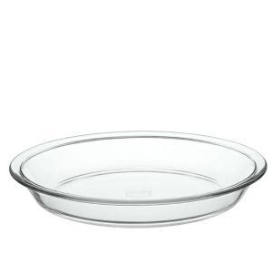 iwaki(イワキ) パイ皿(L)パーティー ケーキ オーブン 皿 焼き レンジ 耐熱 ガラス 耐熱ガラス かわいい おしゃれ インスタ    下ごしらえ|iwaki-kitchenshop-y