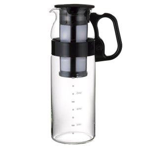 iwaki(イワキ) 水出しコーヒー&ティーハンディーサーバー1.3L(フィルター付)|iwaki-kitchenshop-y